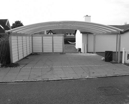 Stahlcarports archive kwp caports for Tonnendach carport