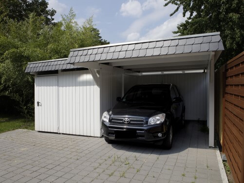 Qualitatives Carport