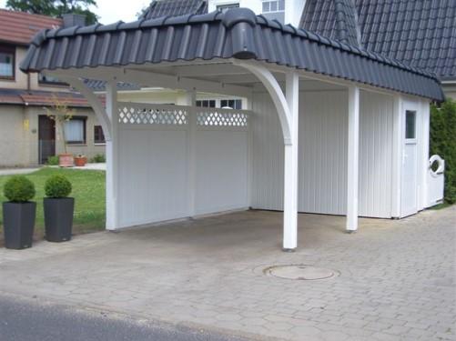 Walmblend-Carport